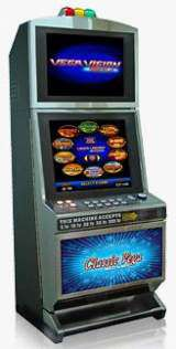 Vega Vision Multi-7 the Slot Machine