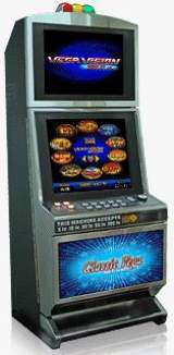 Vega Vision Multi-6 the Slot Machine