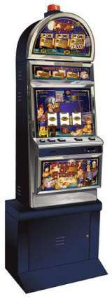 Pieces of Eight the Slot Machine