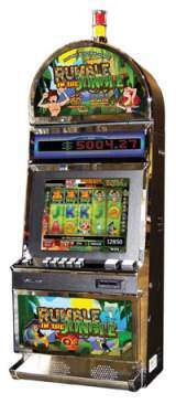 Rumble in the Jungle the  Slot Machine