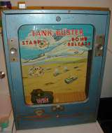 Tank Buster the  Wall Game
