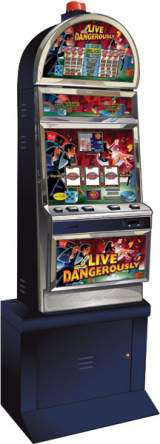 Live Dangerously the Slot Machine