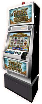 Titan Treasures the  Slot Machine