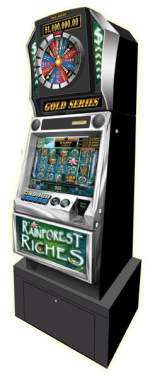 Rainforest Riches the  Slot Machine