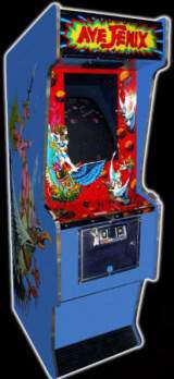 Ave Fenix the Arcade Video Game