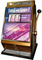 Twist and Shout - The Beatles the Slot Machine