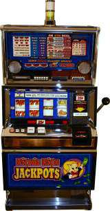 Richie Rich Jackpots the  Slot Machine