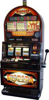 Niagara Gold Progressive the  Slot Machine