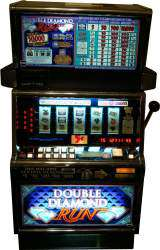 Double Diamond Run the  Slot Machine