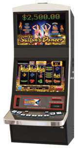 Sultan's Dancer the  Slot Machine