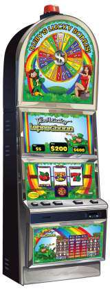 The Lucky Leprechaun [Ruby's Lucky Bonus] the  Slot Machine