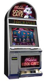 Melodie and the Cool Catz the  Slot Machine