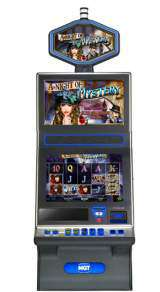A Night of Mystery the  Slot Machine