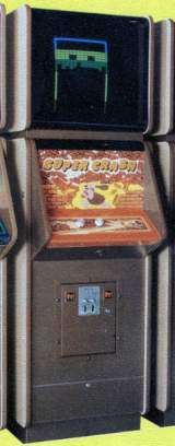 Super Crash the  Arcade Video Game PCB