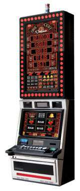 One Red Cent Deluxe the  Slot Machine