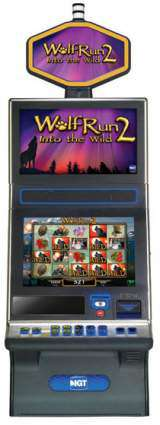 Wolf Run 2 - Into the Wild the Slot Machine