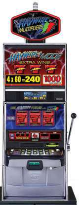 Haywire Multipliers the  Slot Machine