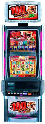 100 Saber Toothed Tiger the Slot Machine