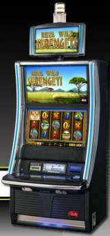 Reel Wild Serengeti the Slot Machine