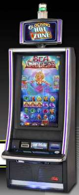 Sea Goddess the  Slot Machine