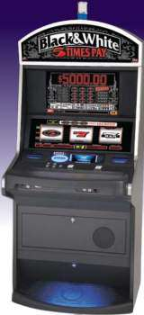 Black & White - 5 Times Pay [Bally Signature Series] the  Slot Machine