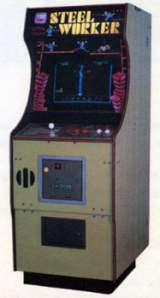 Steel Worker the  Arcade Video Game PCB