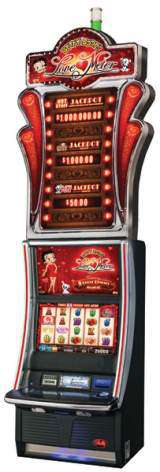 Betty Boop's Love Meter the  Slot Machine