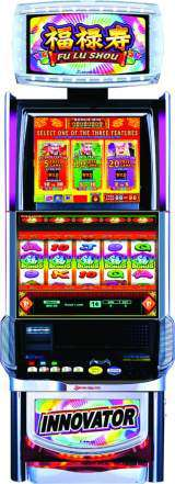 Fu Lu Shou the  Slot Machine