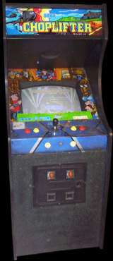 Choplifter [Model 834-5795] the Arcade Video Game