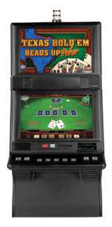 Texas Hold'em Heads Up Poker the Slot Machine
