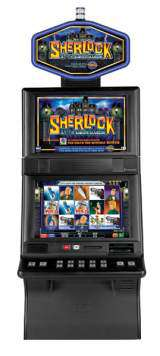 Sherlock at the Murder Mansion the  Slot Machine