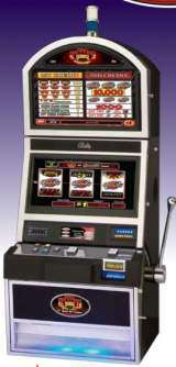 Double Jackpot Triple Blazing 7's - Quick Hit Feature the  Slot Machine