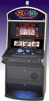 Five Times Pay Ten Times Pay with Quick Hit Features [Artform QDC-5007] the  Slot Machine