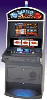 Diamonds & Devils [Bally Signature Series] the  Slot Machine