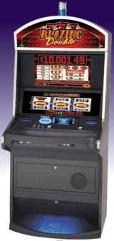 Double Blazing 7's [Bally Signature Series] [Artform BLD-5004] the Slot Machine