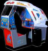 Galactic Storm the Arcade Video Game