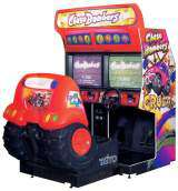 Chase Bombers the  Arcade Video Game