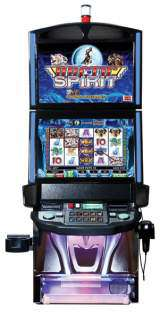 Arctic Spirit the  Slot Machine