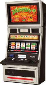 Jalapenny-O the  Slot Machine