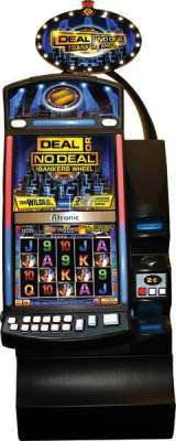 Deal or no Deal - The Bankers Wheel the  Slot Machine