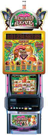Memories of Love the  Slot Machine