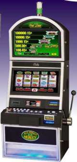 All About Money [Hot Shot Progressive] [Bally Signature Series] the  Slot Machine