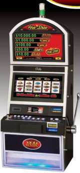 Blazing 7's [Hot Shot Progressive] [Stepper slot] the Slot Machine
