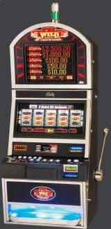 Triple Blazing 7's - Wild Jackpot the Slot Machine