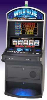 Wild Blue Jackpot [Bally Signature Series] the  Slot Machine