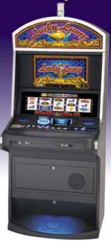 Lucky Lamp [Stepper Slot] the Slot Machine