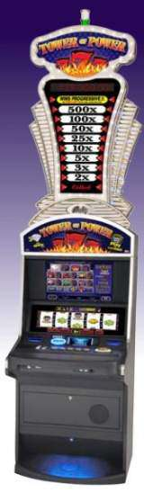 Tower of Power [Bally Signature Series] the  Slot Machine