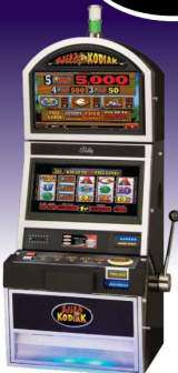Wild Kodiak [Bally Signature Series] the  Slot Machine