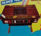 Super Man the Arcade Video Game