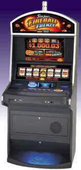 Super Fireball Frenzy [Bally Signature Series] the  Slot Machine